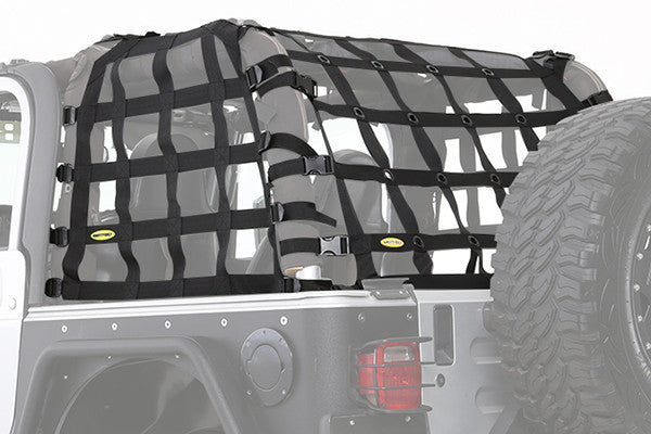 Jeep Wrangler Unlimited Seat Covers >> 1997-2006 Jeep Wrangler Door Smittybilt C•RES HD - Cargo ...