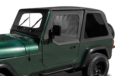 1992-1995 Jeep Wrangler Rampage Trail Top Frameless Bowless Kit