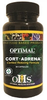 Optimal Cort-Adrena 90 caps Optimal Health Systems