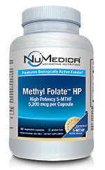 Methyl Folate HP  60c NuMedica