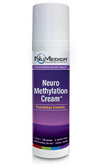 NeuroMethylation Cream *NEW ENHANCED FORMULA! 1.8 oz NuMedica - Seabrook Wellness - NuMedica