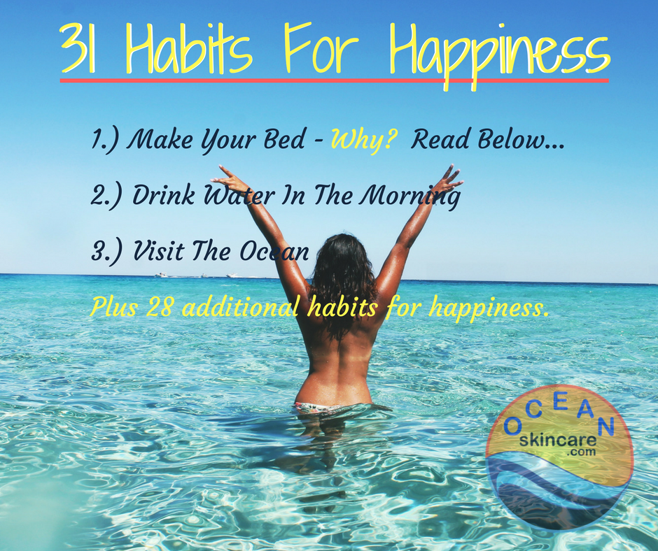 31 Habits for Happiness