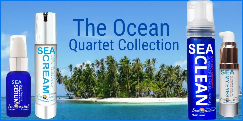 The Ocean Quartet by SeaQuarius
