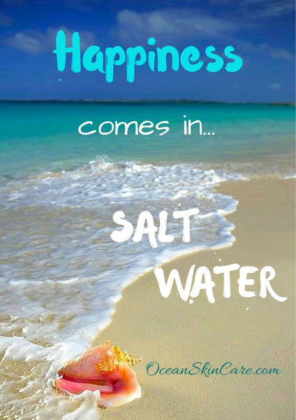 SeaQuarius Happiness comes in salt water