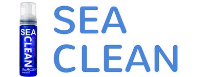 The Sea Clean Foaming & Purifying Facial Cleanser