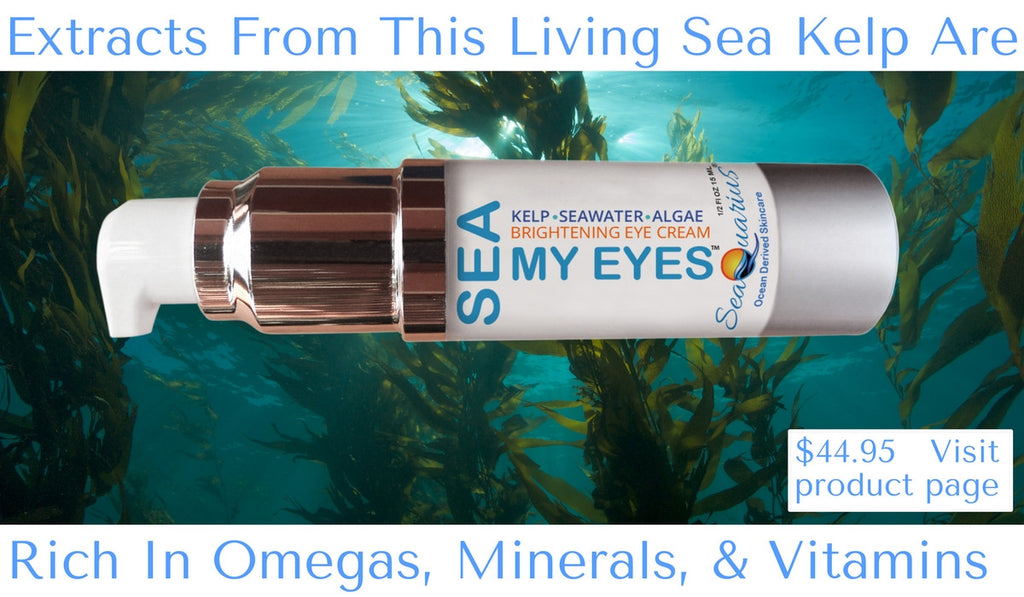 SeaQuarius Sea Kelp in the Sea My Eyes Formula
