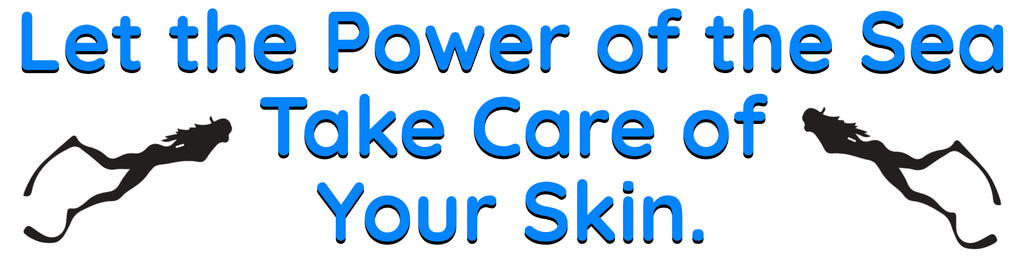 SeaQuarius Skincare let the Power of the Sea take care of your skin