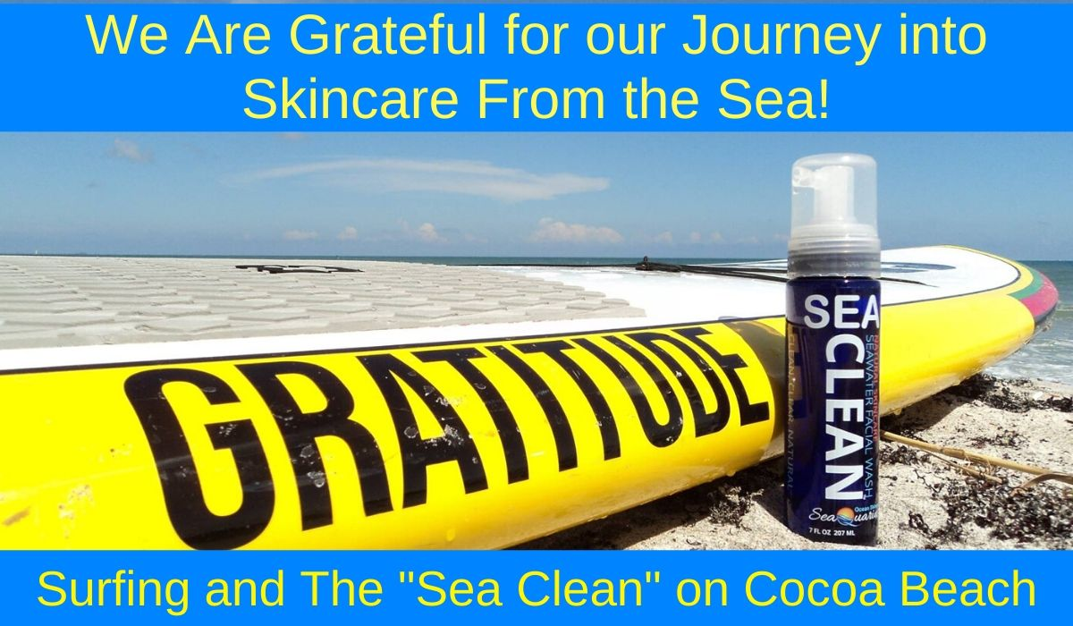 SeaQuarius Skincare on Cocoa Beach
