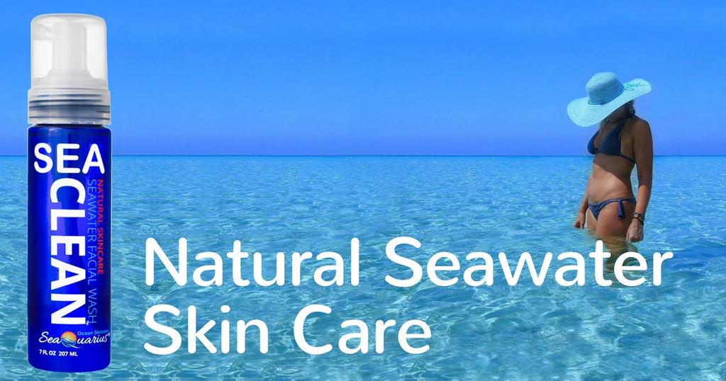 SeaQuarius Natural Seawater Skin Care