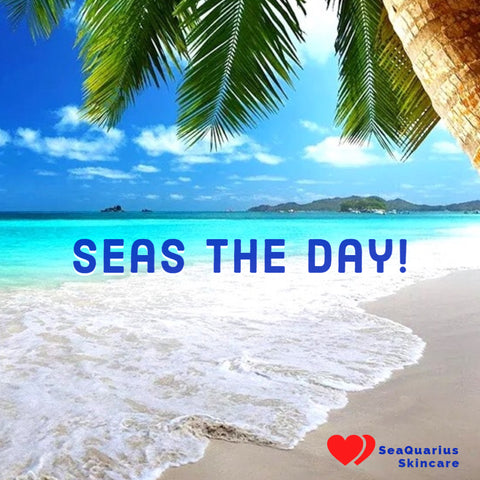Seas the Day at SeaQuarius Skincare