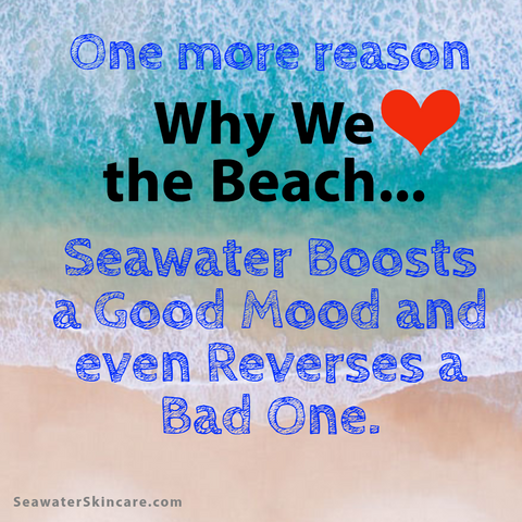 SeaQuarius Skincare Why we love the beach