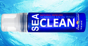 Skincare - The Sea Clean - Foaming And Purifying Facial Cleanser