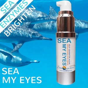 Anti Aging Brightening Eye Cream - The Sea My Eyes - Brightening, Repair, And Recovery Cream