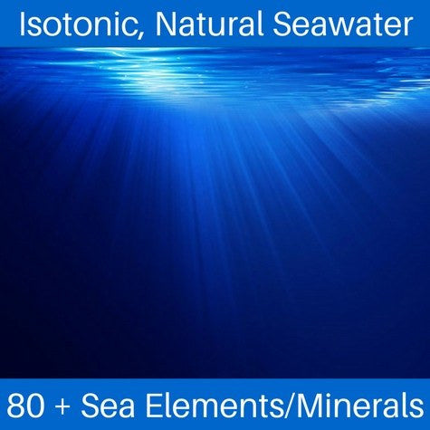 Natural Isotonic Seawater