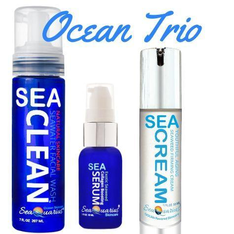The SeaQuarius Ocean Trio Collection