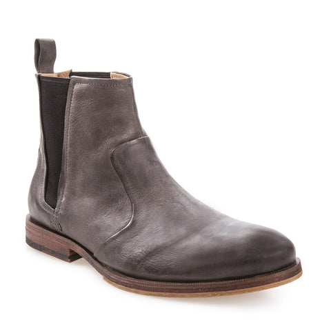 Women's Cruz Paloma Grey Leather Chelsea Boot