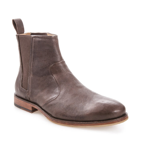 MEN'S CRUZ TMORO BROWN LEATHER CHELSEA BOOT