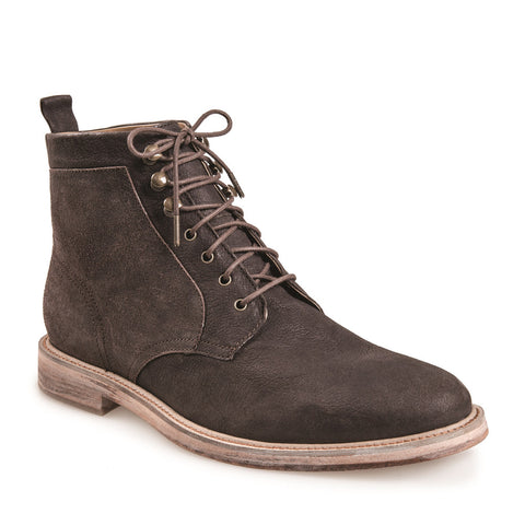 Men's Kirkwood Dark Brown Lace Up Leather Boot