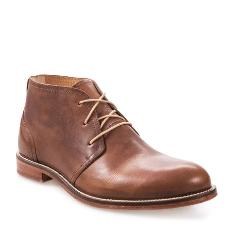 Men's Monarch Brass Leather Dress Chukka Boot