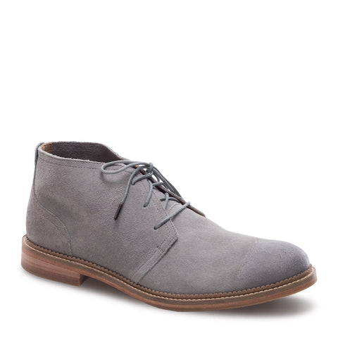 Men's Monarch Grey Suede Chukka Boot