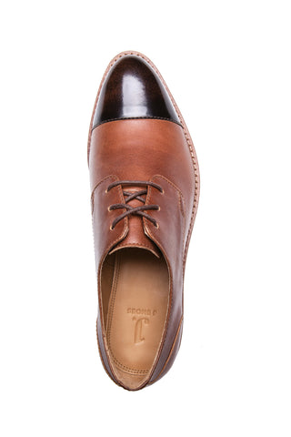 Women's Sally Brown Leather Derby