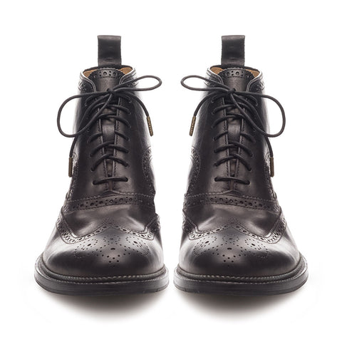 Men Francis Boot Black