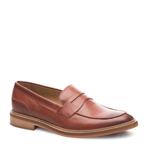 Men Ravenwood Penny Loafer Papaya