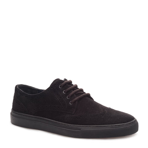 Men Warner Sneaker Black