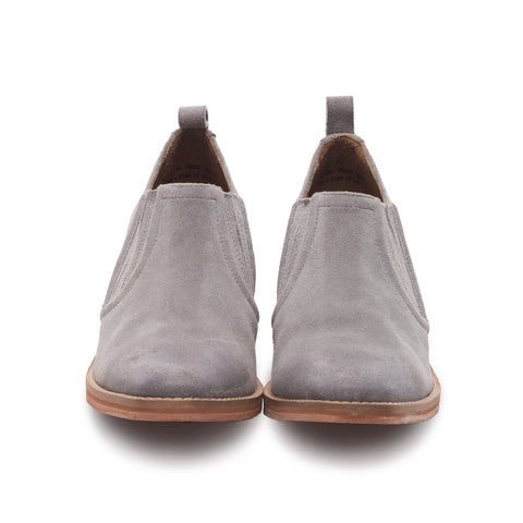 Women's Eyre Grey Suede Ankle Boot
