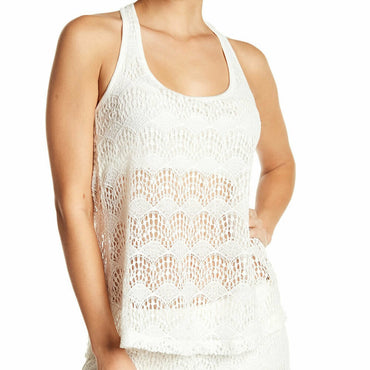 Ugg Luna Lace Lounge Tank Top Size Medium