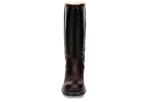 Ugg Brooks Tall Brown Boots Size 6