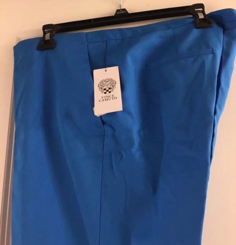 New Vince Camuto Turquoise Pants For Women Size 8