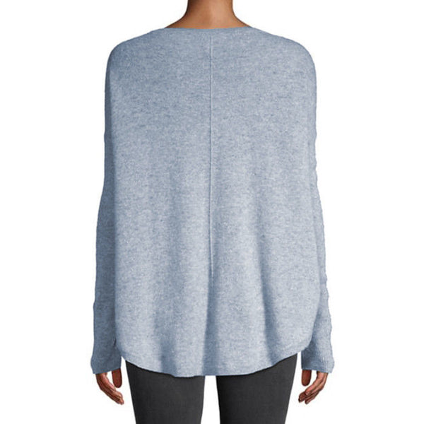 Lord and Taylor Cashmere Blue Sweater Size XL NWT