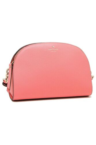 Kate Spade Larchmont Avenue Tori Pink Leather Crossbody Bag WKRU5765 $229
