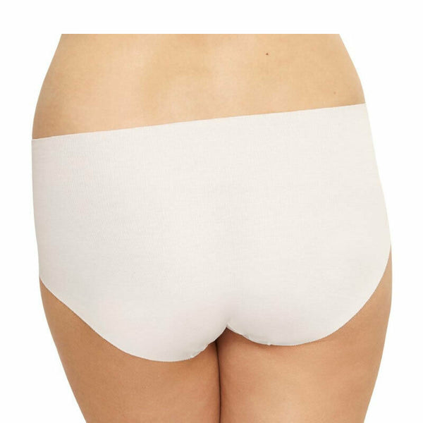 Wacoal White Beyond Naked Cotton Blend Hipster Panty 870259 Size XL