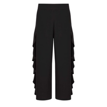New Straight leg ruffle pant