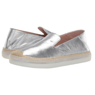 Kate Spade New York Women's Lisa Sneaker in Silver Size 8