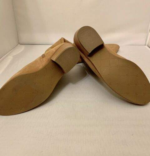 Jack Rogers Sawyer Oak Suede Tall Boots Size 6