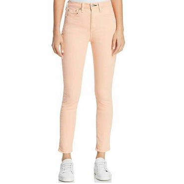 Rag & Bone Prarie Sun High Waist Skinny Ankle Denim Jeans Orig $195