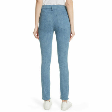 Rag & Bone Double Blues High Waist Skinny Jeans Size 24