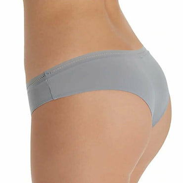 Free People Truth Or Dare Tanga Gray Panty Size M