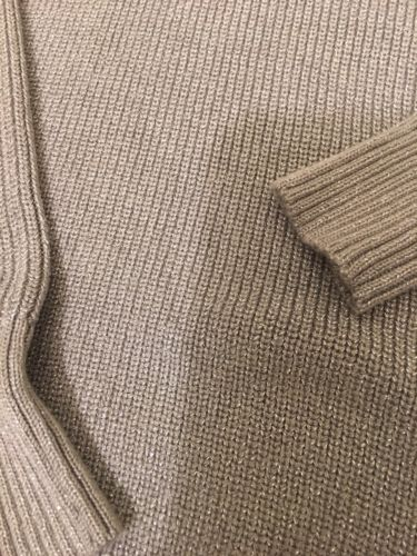 Halston Women's Gray Turtleneck Sweater Size XS NWT