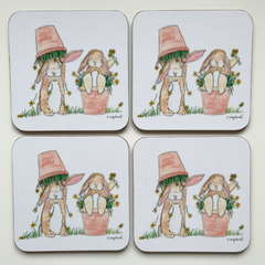 Bundles of Fun Coasters Pack of 4