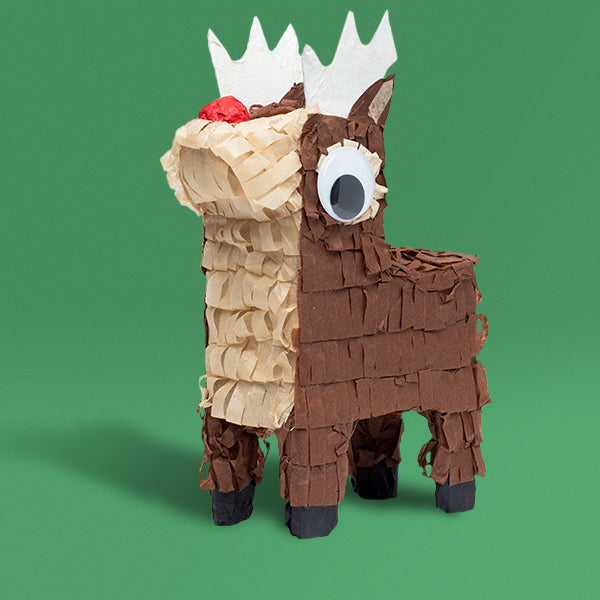 Reindeer Piñatagram CLEARANCE SALE (Filled with Candy)