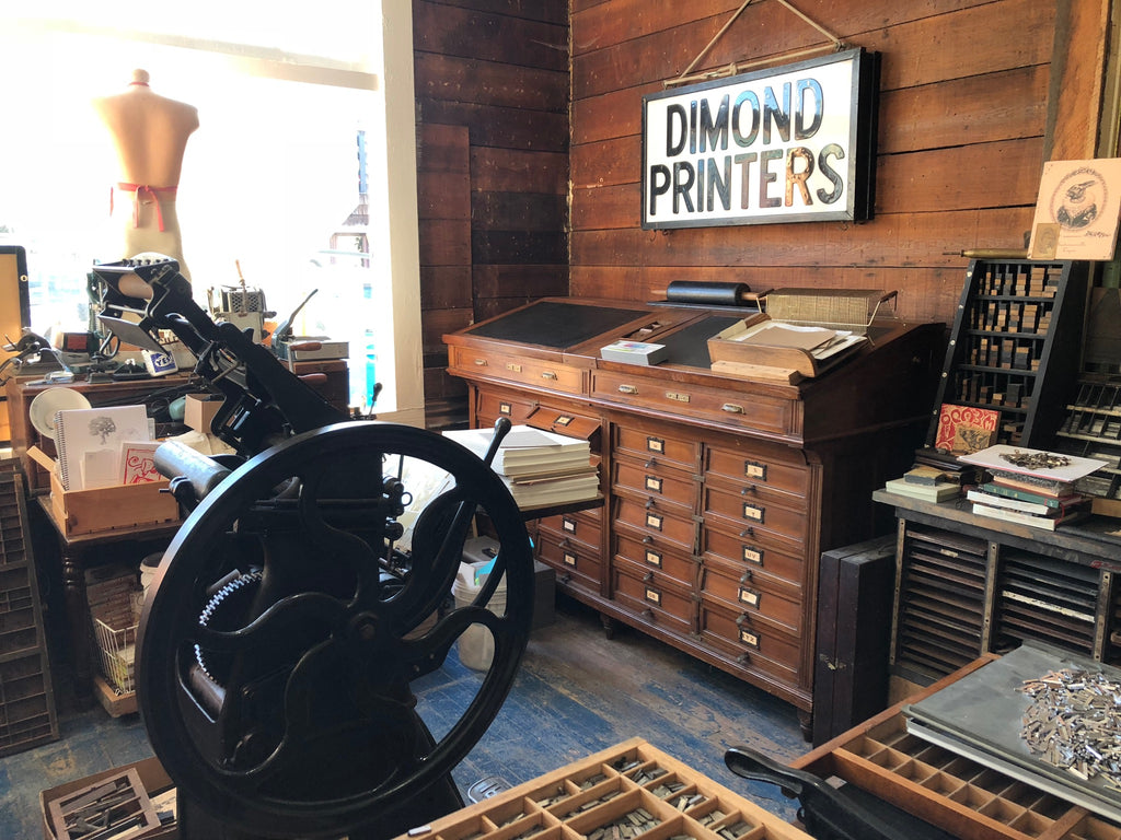 Introduction to Letterpress Class