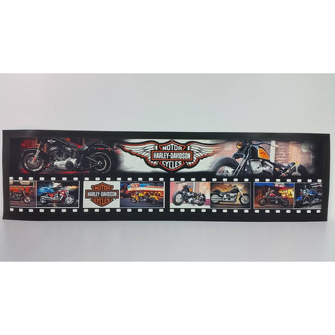 Bar Mat Harley Davidson-Large