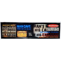 Bar Mat ManCave size-Large