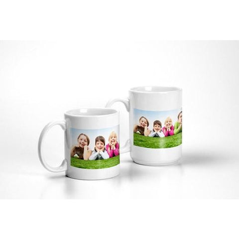 Personalised Mug 11oz (325ml) Standard size cup