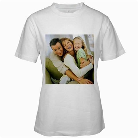 Personalised Unisex Tshirt Adult size Large