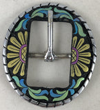 CSHB 180 Custom Rainbow Cart Headstall Buckles